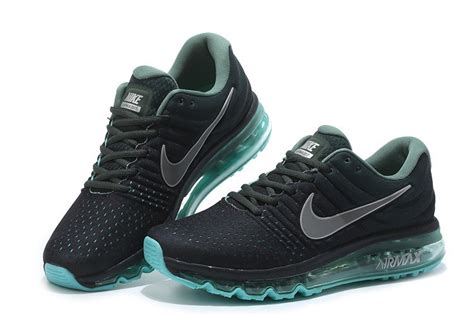 Nike Airmax 9 0 Black Green nike air max green black noir sneakers buy