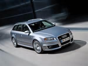 Audi S4 B7 0 60 Audi Rs 4 Avant B7 8e 2006 08