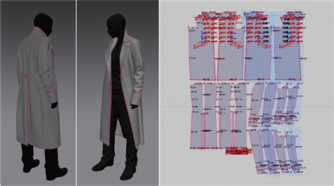 clothes pattern for photoshop crafting clothes for your character