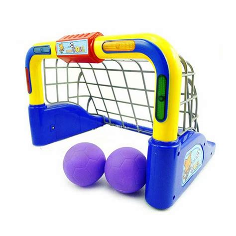 Sports Toys by Children Football Sport Battery Operated Goal