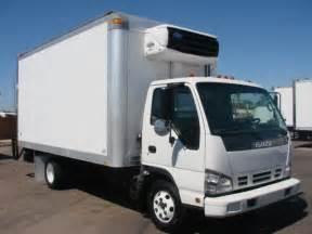 Used Isuzu Refrigerated Trucks For Sale Used 2006 Isuzu Npr Hd Reefer Truck For Sale In Az 1304