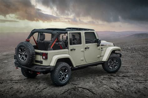 jeep rubicon 2017 jeep wrangler rubicon recon looks trail ready in
