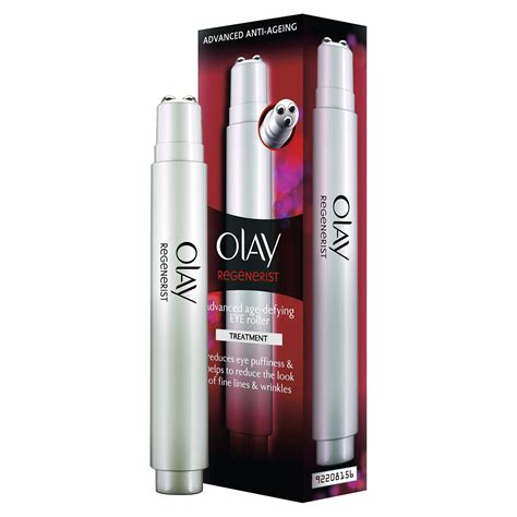 Olay Eye Roll On moisturisers olay regenerist daily regenerating serum