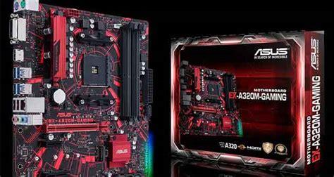 Best Seller Termurah Asus Ex A320m Gaming Socket Am4 z370n wifi du mini itx coffee lake polyvalent chez gigabyte ginjfo