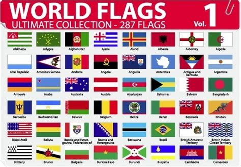 flags of the world gallery world flags eps free vector download 181 322 free vector