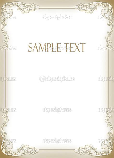Wedding Card Frames by Impressive Wedding Invitation Frame Theruntime