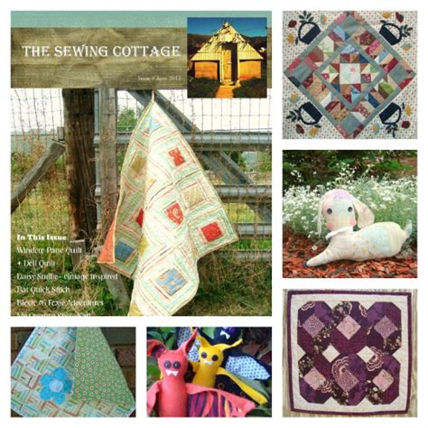 Patchwork Posse - issue 9 patchwork posse shop