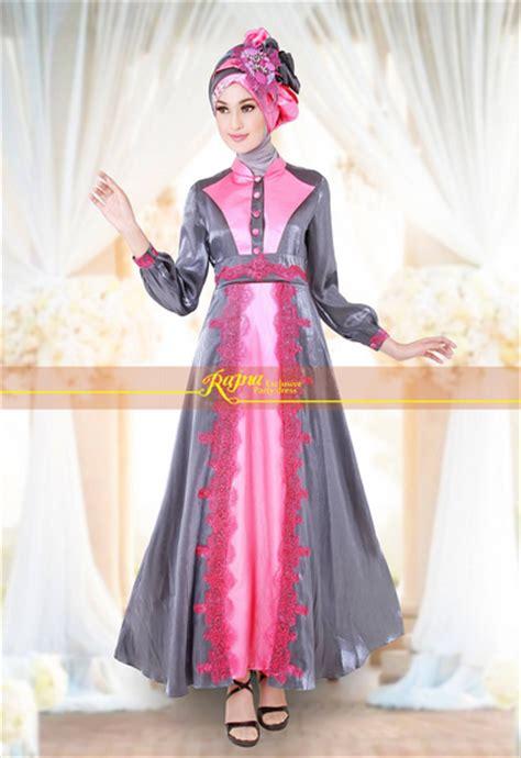 Model Baju Terkini Gamis Syari Terbaru 2015 Model Baju Gamis Syari Terbaru
