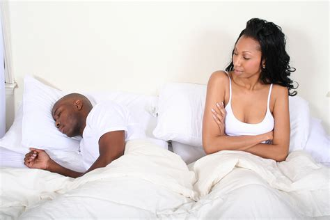 woman in bed how bad sleep can ruin your relationship and how you can