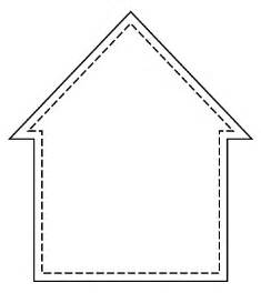 printable house template for house template printables
