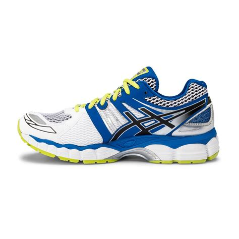 asics nimbus mens running shoes asics gel nimbus 15 mens running shoes white blue