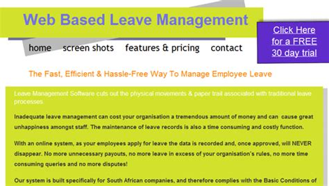 Cost Of Mba At Wits by Affordable Leave Management For Smes Entrepreneur