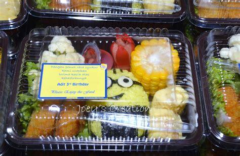 Box Nasi Bento jual nasi bento nasi box bento joeys creation