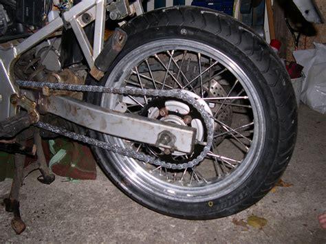 Motorrad Kette Drauf Machen by Gs 500 E Wiederauferstehung Seite 4 Suzuki