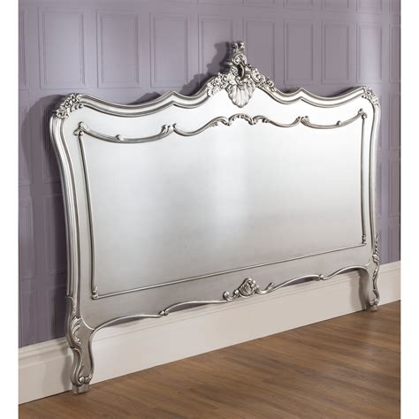 antique french headboard la rochelle antique french silver headboard compliments