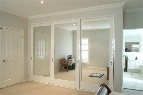 25 best ideas about mirrored closet doors on