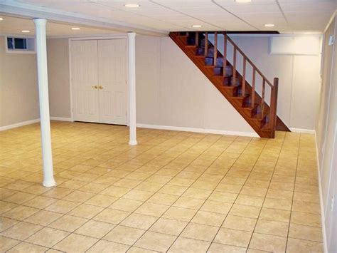 how to keep basement create a basement living space