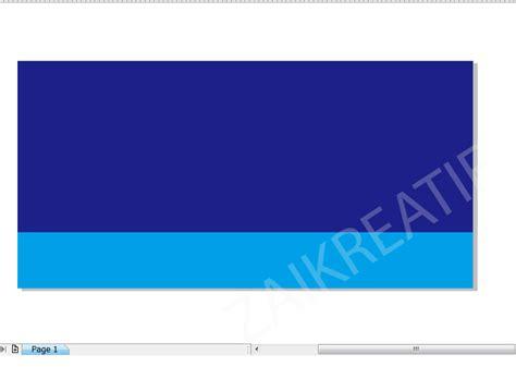 cara membuat x banner dengan coreldraw progamer desaign cara membuat banner dengan corel draw