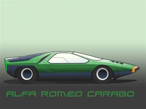 buy alfa romeo carabo alfa romeo carabo by celica liftback on deviantart