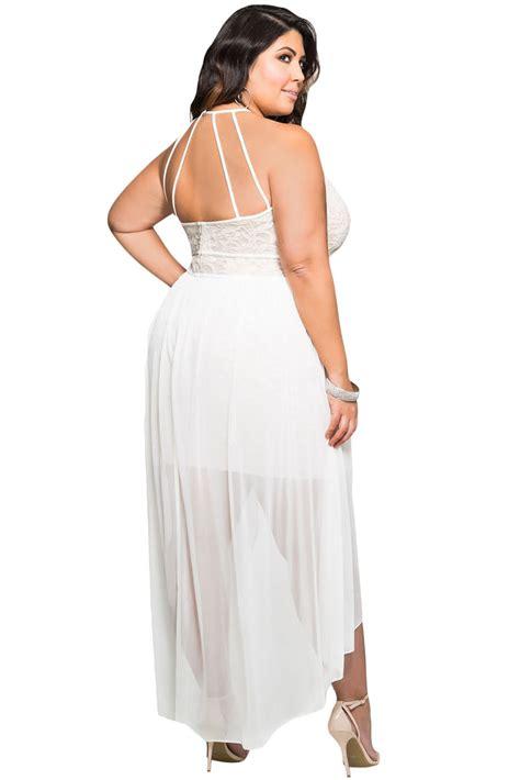 wholesale stylish lace special occasion plus size dress