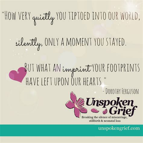 comfort a friend who is grieving grief quote how very quietly you tiptoed