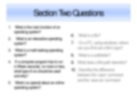 ict section section questions pptx ict with leslie at ryde academy