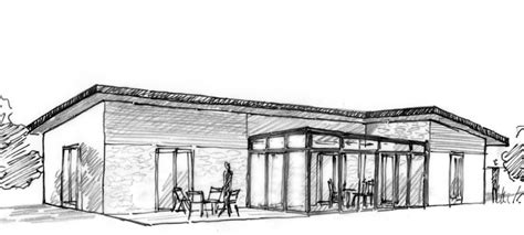 Plan De Maison Design by Plan Maison Design Avec V 233 Randa Ooreka