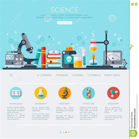 Download Abc Of Research Website Template