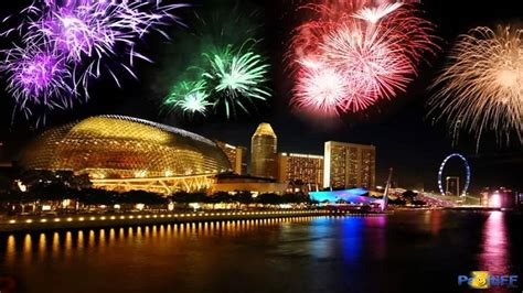 new year celebration in singapore 2015 singapore new years fireworks 2015 on marina bay