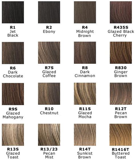 hair extension color chart hair extensions hairstyle gallery