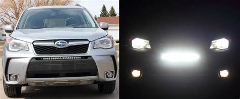 2014 subaru forester light bar how to install an led light bar on a 2014 subaru forester