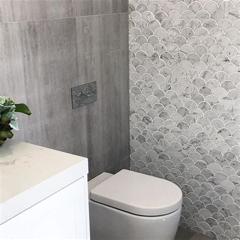 different tiles for bathroom like the different shades of grey ensuite bathroom