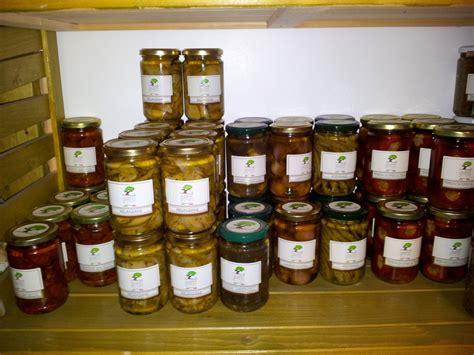 alimenti conservati tecniche di conservazione degli alimenti