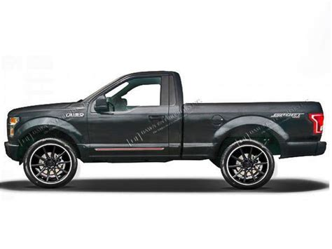 2015 Ford F 150 Regular Cab by Ford F 150 Regular Cab Painted Moldings With A Color