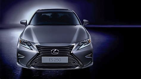 Lexus Malaysia Taking Orders For Facelifted Es Starts