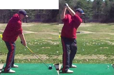 right leg straightening in golf swing straightening the right knee on the backswing page 3