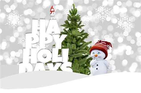 christmas happy holidays winter  photo  pixabay