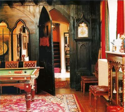 medieval home decor ideas eye for design decorating in the gothic revival style