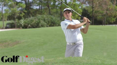 slo mo golf swing rickie fowler s swing in slo mo is amazing golf digest