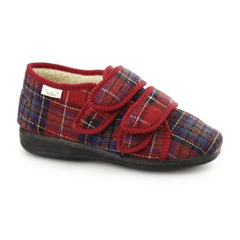 red house slippers dr keller annie ladies full slippers red house of slippers