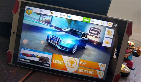 acer predator 8 gaming tablet with atom x7 z8700 and review acer predator 8 gt 810 tablets magazine