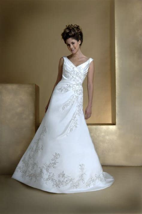 imagenes de vestidos de novia romanticos fotos de vestidos de novia rom 225 nticos paperblog