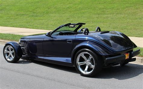 2001 chrysler prowler 2001 chrysler prowler roadster for sale to buy or purchase hemi low