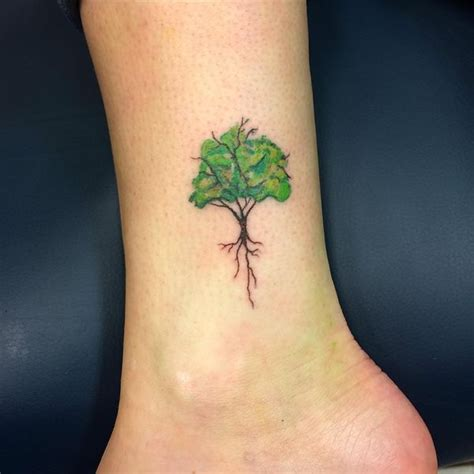 small oak tree tattoo small tree tattoos for pictures to pin on