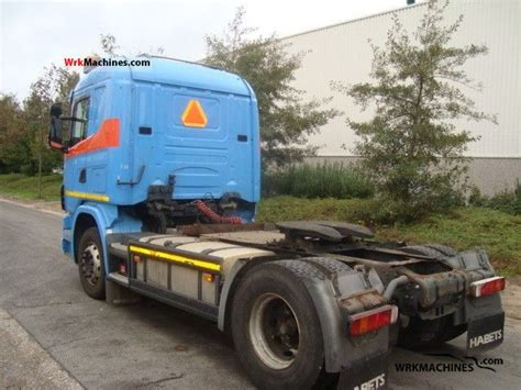 scania pgrt series   standard tractortrailer unit   info