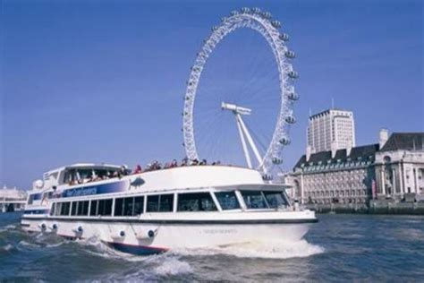 river cruise london thames barrier book a boat trip along the river thames in london and see