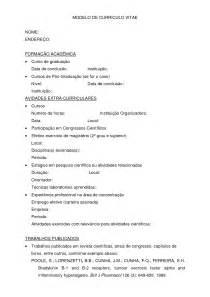 modelos de curriculum vitae 2013 simples