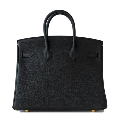 Hermes Birkin Togo Combination Ghw With Ss16 hermes black baby birkin 25cm togo gold ghw satchel