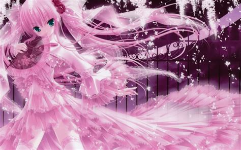 wallpaper anime pink pink nightgown wallpapers pink nightgown myspace