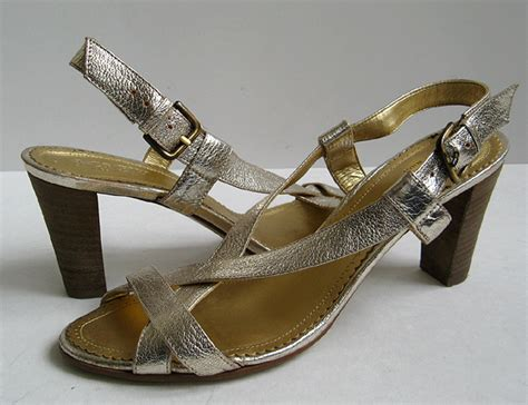 j crew gold sandals closet j crew gold gladiator strappy womens